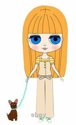NIB Neo Blythe Doll Simply Mango CWC limited Japan TAKARA TOMY Hasbro Japan