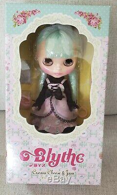NRFB Hasbro Takara Neo Blythe Doll Cream Cheese and Jam Free Shipping