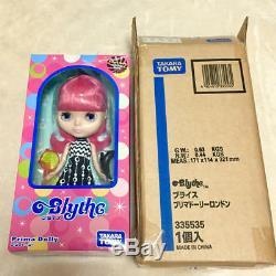 NRFB Neo Blythe Doll prima dolly london NEW Takara Tomy F/S