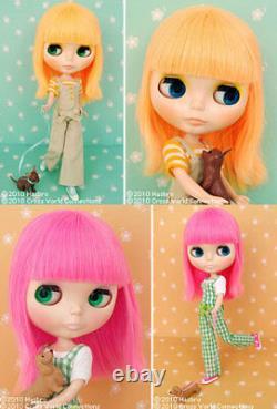 NRFB Neo Blythe Doll simply Guava&Mango NEW Takara Tomy F/S