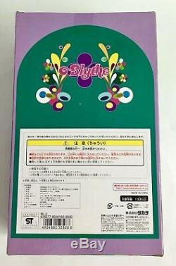 NRFB Takara HOLLYWOOD Neo Blythe Doll BL-2 Shiny Face US Seller