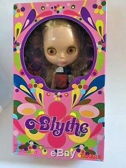 NRFB Takara MONDRIAN Neo Blythe Doll BL-1 Shiny Face