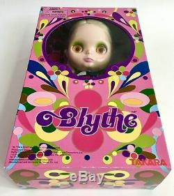 NRFB Takara MONDRIAN Neo Blythe Doll BL-1 Shiny Face USA Seller