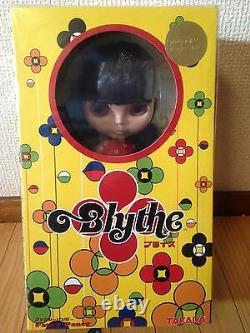 NRFB Takara Tomy Neo Blythe Fansy pansy doll F/S