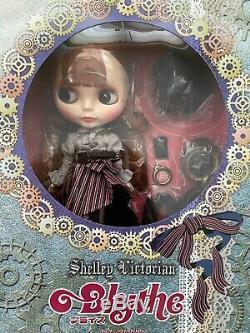 NRFB new Neo Blythe Doll Shelley Victorian U. S. Seller