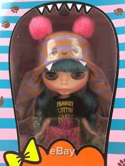 Neo BLYTHE Doll Mandy Cotton Candy NEW NRFB