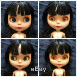 Neo Blythe All Gold In One BL-4 Doll Figure Takara Tomy 2001