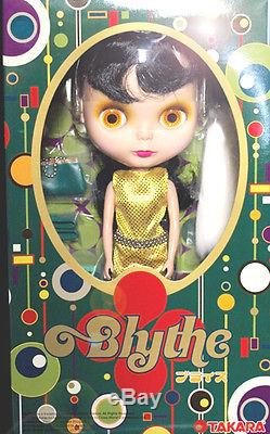 Neo Blythe All Gold In One Doll BL 4