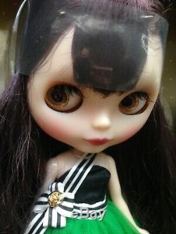 Neo Blythe Anniversary Regina Irwen Erwen Takara Tomy Matte Translucent Face