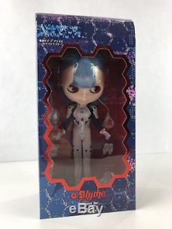 Neo Blythe Ayanami Rei White Light Doll BNIB
