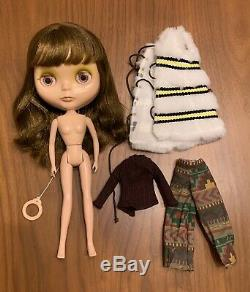 Neo Blythe Aztec Arrival Inspired BL USED