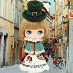 Neo Blythe Bloomy Bloomsbury CWC Limited Edition Rare From Japan New EMS