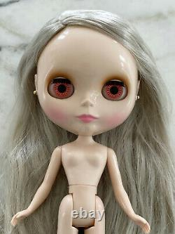 Neo Blythe CWC Cappuccino Chat Fashion Doll Limited OOAK NUDE