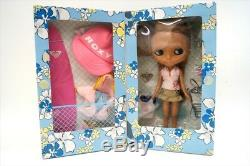 Neo Blythe CWC ROXY BABY Doll Box Set 2005 Limited F/S From JAPAN