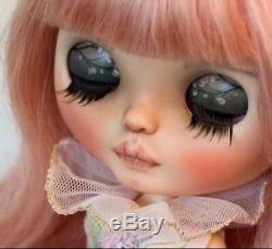 Neo Blythe Custom Con Pelo Humano