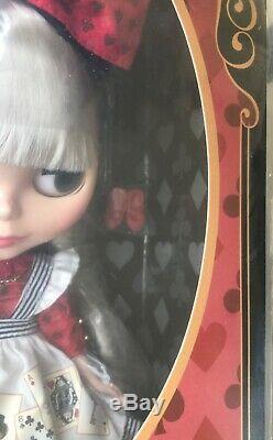 Neo Blythe Dark Rabbit Hole Doll New Plastic Wrapped Box Never Opened Takara
