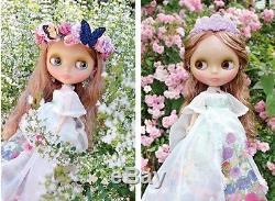 Neo Blythe Doll 2017 16th Anniversary Garden of Joy NRFB IN THE UK