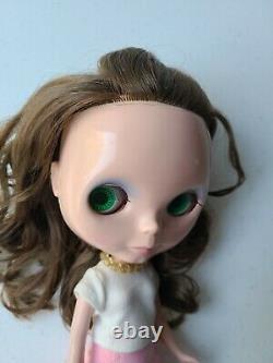 Neo Blythe Doll Authentic Disco Boogie EBL Prototype Custom Magazine