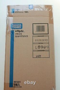Neo Blythe Doll Cassiopeia Spice Takara CWC Retro New in Box In US