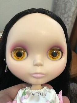 Neo Blythe Doll Cherry Berry, EBL With Box and Complete Stock US Seller