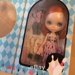 Neo Blythe Doll Cloud Nine bowl Takara Tomy new japan f/s