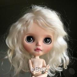 Neo Blythe Doll Customized SBL Frosty Frock