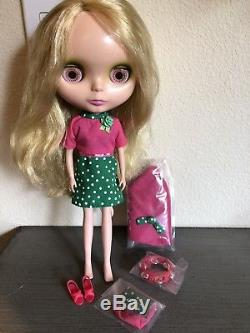 Neo Blythe Doll Dottie Dot BL 2002 With Box and Complete Stock US Seller