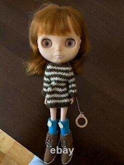 Neo Blythe Doll Kozy Cape Matte face RARE