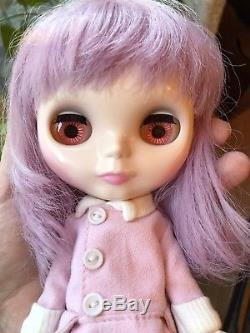 Neo Blythe Doll Lavender Hugs, FBL US Seller
