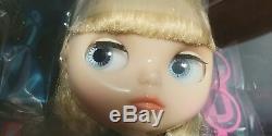 Neo Blythe Doll Margo Unique Girl Miyuki Odani x TAKARA TOMY CWC Exclusive