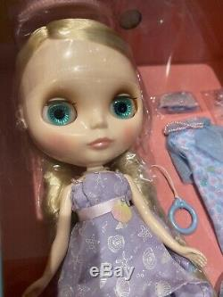 Neo Blythe Doll Mermaid Tasha NRFB In Shipper From Junie Moon, US Seller
