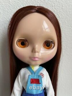 Neo Blythe Doll Merry Skier with Partial Stock US Seller