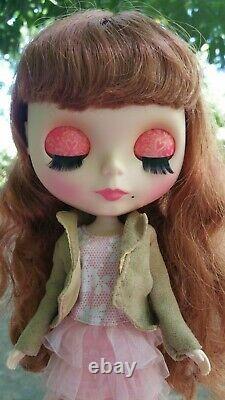 Neo Blythe Doll Monique Magnifique Takara Lightly Customised