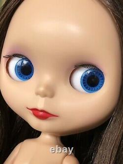 Neo Blythe Doll Rosie Red BL-3 Matte Skin Takara Tomy U. S. Seller Rare Japan