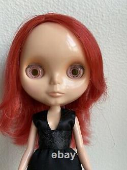 Neo Blythe Doll Rouge Noir withPartial Stock US Seller