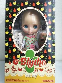 Neo Blythe Doll Samedi Marché Encore EBL-13 2005 Takara