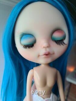 Neo Blythe Doll Sandra Efigenio Custom OOAK