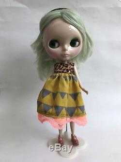 Neo Blythe Doll Simply Peppermint