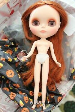 Neo Blythe Doll Sugar Rune Chocolat Complete Stock Box Original Authentic
