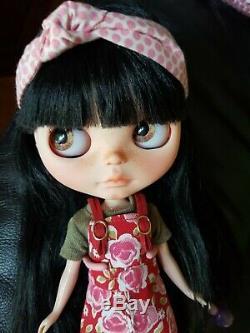Neo Blythe Doll Tole Tole Custom -Genuine Takara base