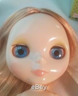 Neo Blythe Doll Vinter Arden Stock Removed From Box All Original