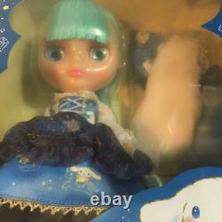 Neo Blythe Doll Wishful Blythe Stardust Cinnamoroll CWC Limited Figure 17cm