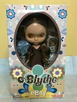 Neo Blythe EBL-7 Cinnamon Girl Doll Takara 2003 From Japan New Unopened