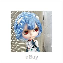 Neo Blythe Evangelion Ayanami Rei meets Blythe White Light Limited Edition RARE