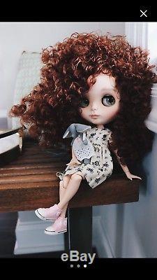 Neo Blythe Factory Custom Doll