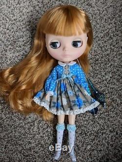 Neo Blythe Factory Custom Doll dressed