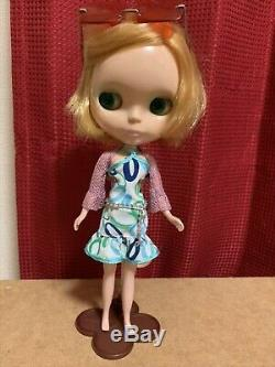 Neo Blythe Fruit Punch Takara Tomy Doll height about 27 cm Japan No Box USED