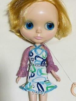 Neo Blythe Fruit Punch Takara Tomy Shop Limited Doll Hasbro 2003 FedEX Used