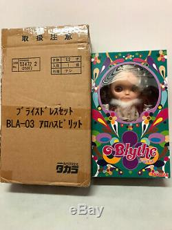 Neo Blythe Hollywood BL-2 2003 1st version NRFB New wt shipper in USA