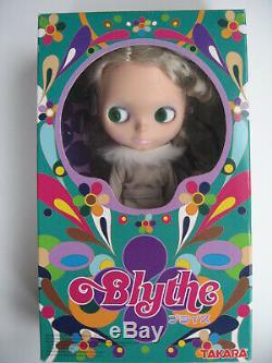 Neo Blythe Hollywood BL-2 matte face with complete stock original box
